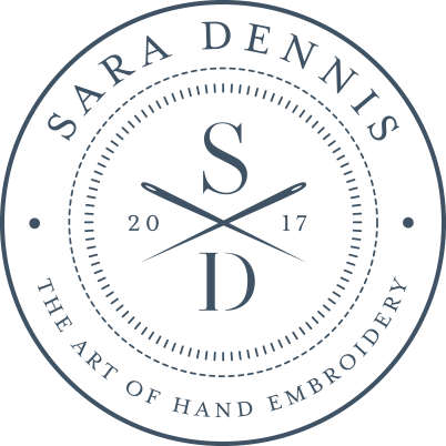 Sara Dennis - The Art of Hand Embroidery