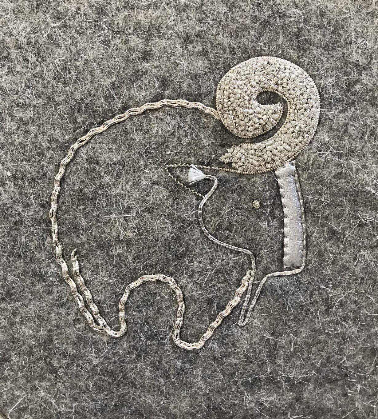 Silver Sheep