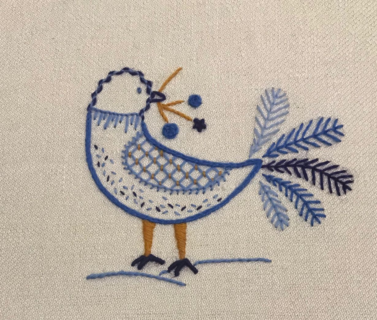 Postponed due to Covid 19 - RSN@Lancaster Crewelwork